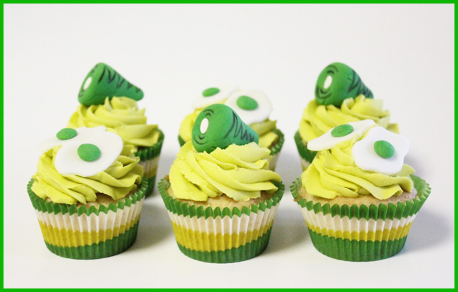Tweedot blog magazine - cupcakes