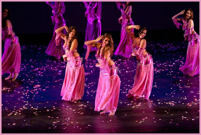 Tweedot blog magazine - danza del ventre