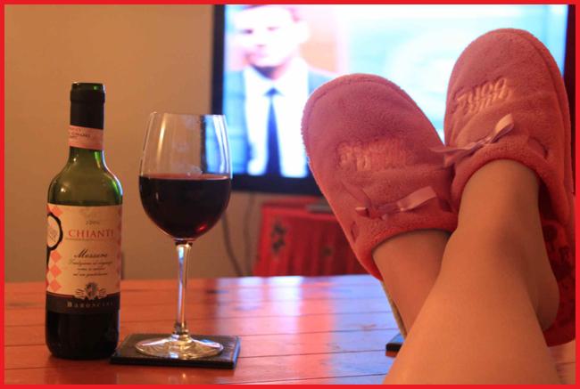 Tweedot blog magazine - divano e pantofole