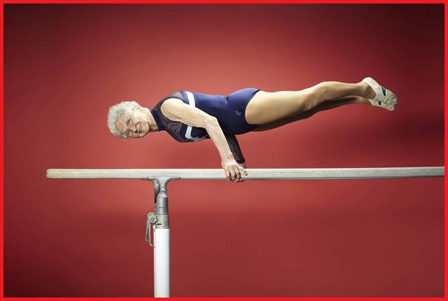 Tweedot blog magazine - ginnasta più anziana al mondo guinness
