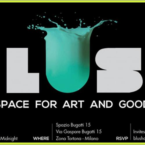 Tweedot blog magazine - Blush Milano 2013