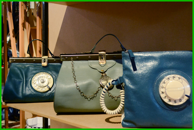 Tweedot blog magazine - La Tilde Doc Bag borse autunno inverno 2014 Pitti W