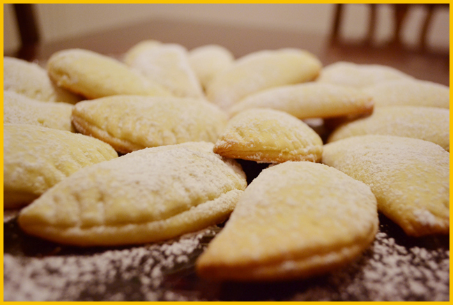 Tweedot blog magazine - biscotti lunette ripieni