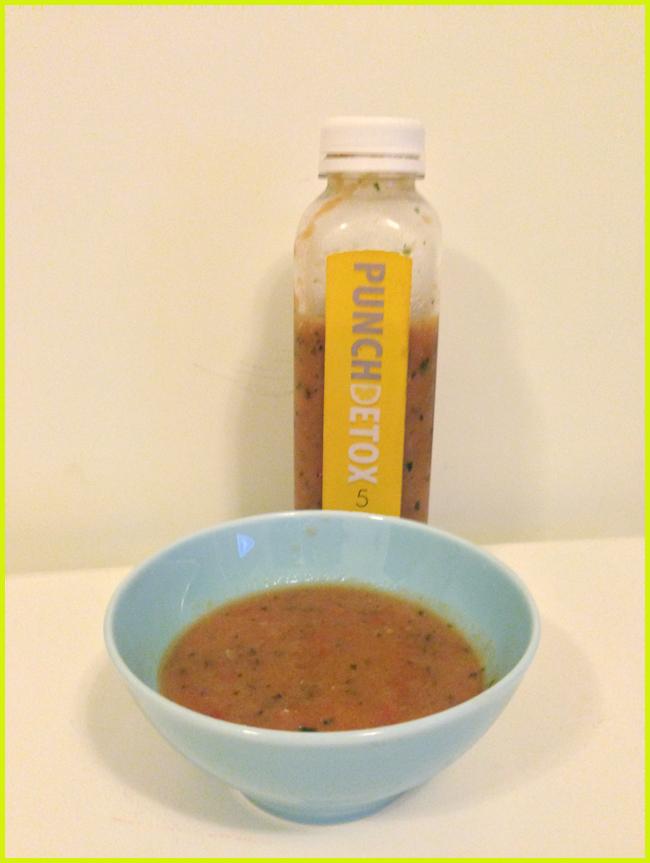 Tweedot blog magazine - gazpacho Punch Detox dieta elimina tossine