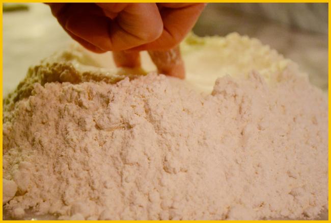 Tweedot blog magazine - mezzelune ripiene di nutella ricetta