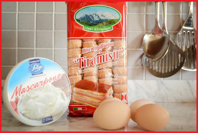 Tweedot blog magazine - Ingredienti tiramisu alle fragole