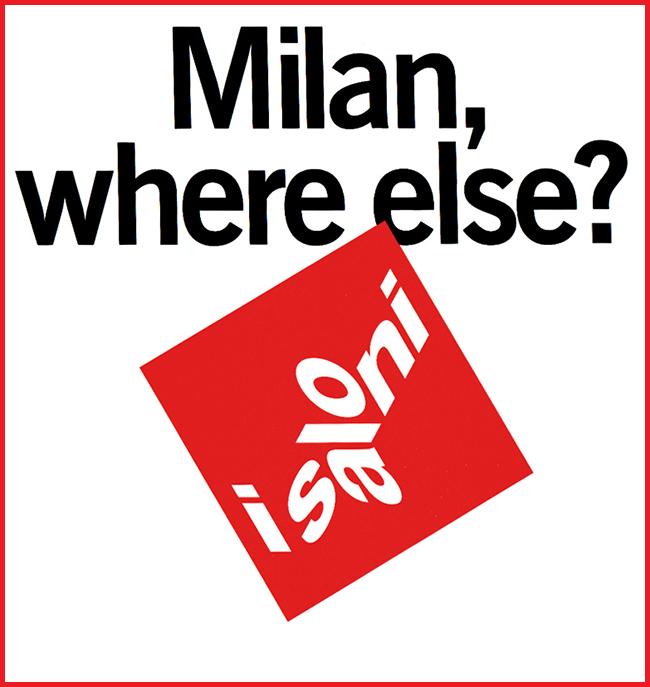 Tweedot blog magazine - Salone Internazionale del Mobile Milano