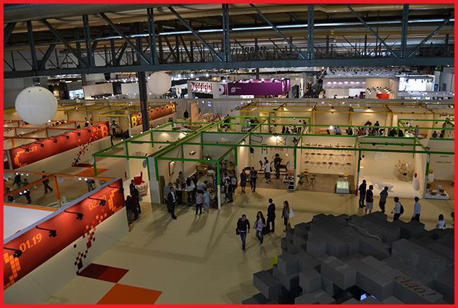 Tweedot blog magazine - Salone del Mobile Milano Elisa Previtali