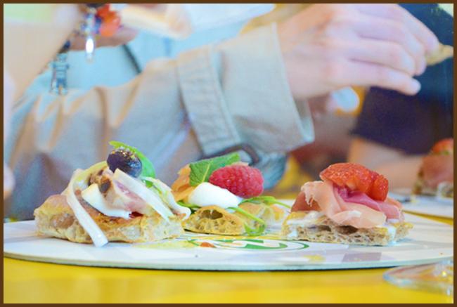 Tweedot blog magazine - finger food pizza gourmet Università della Pizza e Vinitaly