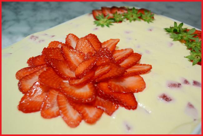 Tweedot blog magazine - ricetta tiramisu alle fragole - italian strawberry tiramisu recipe