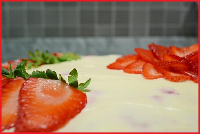 Tweedot blog magazine - tiramisu estivo con fragole - summer tiramisu with strawberries