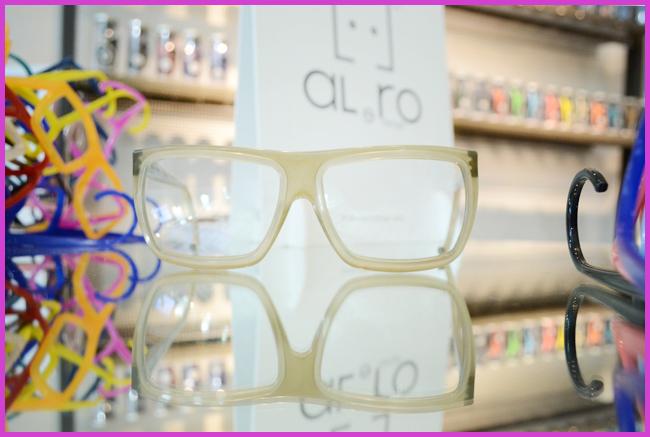 Tweedot blog magazine - ALeRO Design occhiali da sole flessibili