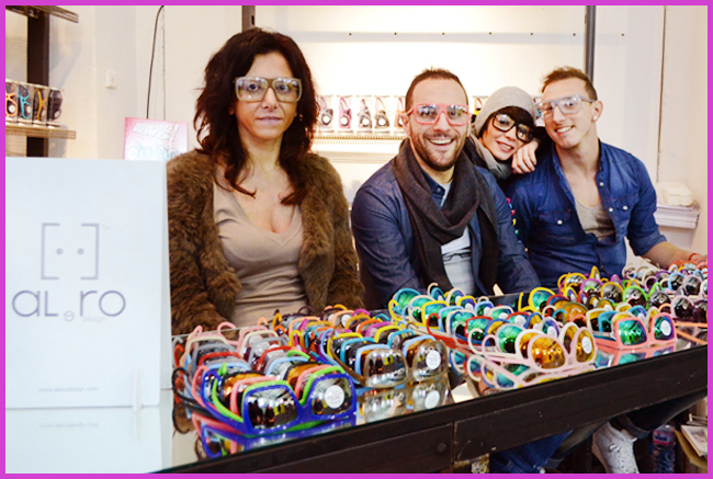 Tweedot blog magazine - ALeRO Design staff Milano Super Pitti 2013