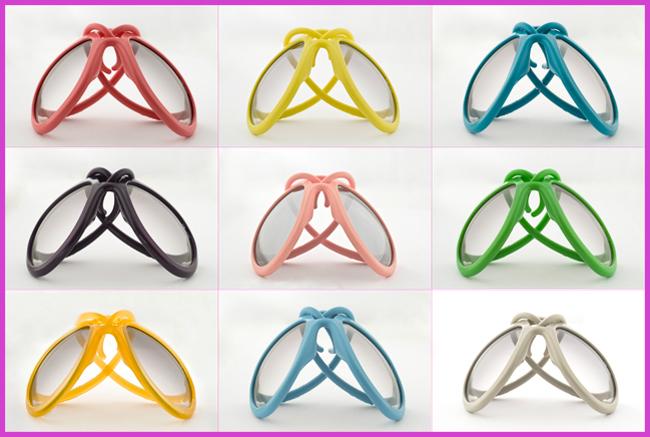 Tweedot blog magazine - ALeRO occhiali da sole in gomma morbida riciclata Made in Italy