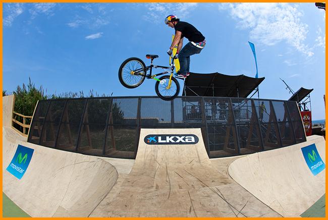 Tweedot blog magazine - Alessandro Barbero BMX The JamBO 2013
