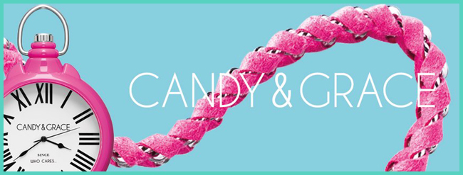 Tweedot blog magazine - Candy&Grace orologi