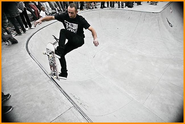 Tweedot blog magazine - Daniel Cardone - skate at the JamBO Bologna 2013