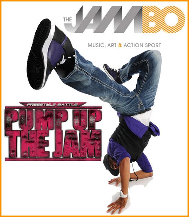 Tweedot blog magazine - Street art e urban dance at the JamBO 2013