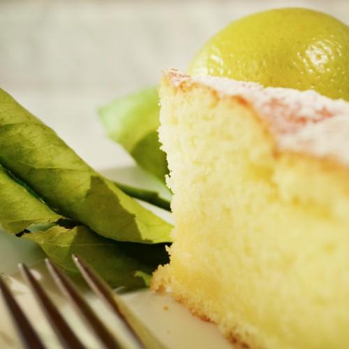 Tweedot blog magazine - Torta Soffice al Limone
