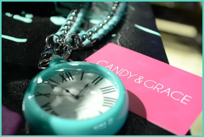 Tweedot blog magazine - orologio azzurro tiffany Candy&Grace