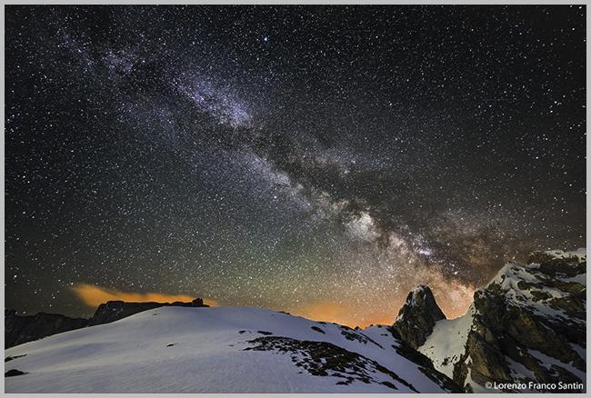 Tweedot blog magazine - Lorenzo Franco Santin fotografo Passo Giau