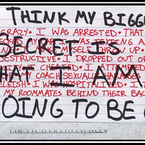 Tweedot blog magazine - PostSecret dove svelare i propri segreti