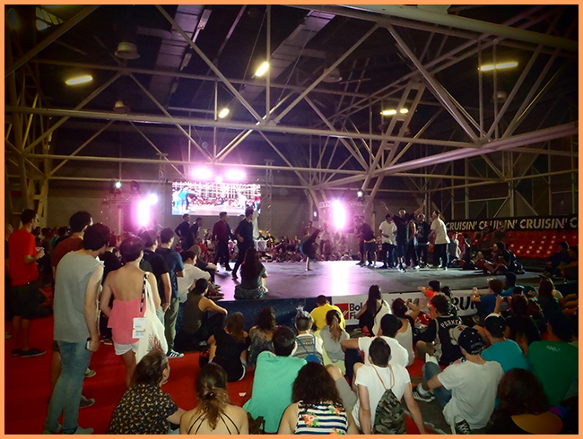 Tweedot blog magazine - Street Dance a The JamBO Bologna 2013