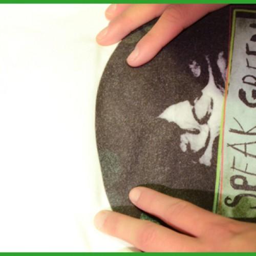 Tweedot blog magazine - YOJ speak green bio t-shirt made in italy