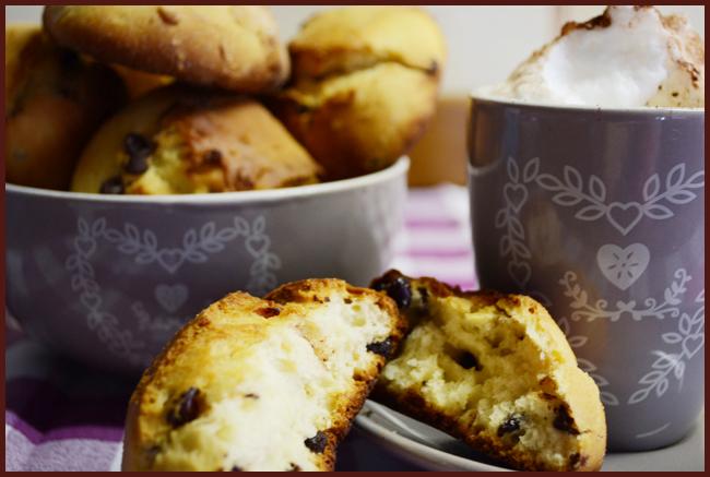 Tweedot blog magazine - brioche bread with chocolate homemade - pan brioche al cioccolato fatto in casa