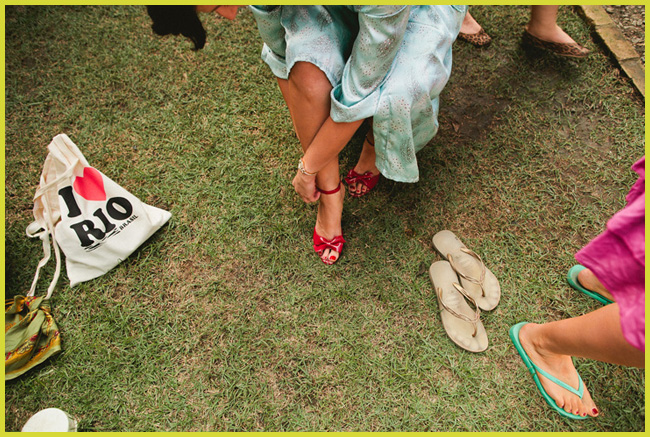 Tweedot blog magazine - Havaianas di ricambio per un party