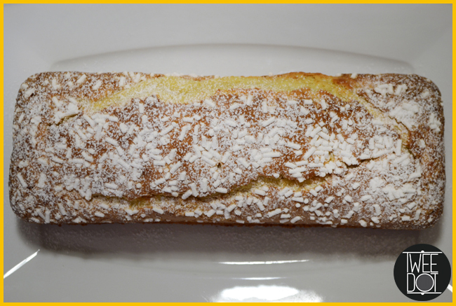 Tweedot blog magazine - Italian breakfast with a plum cake home made