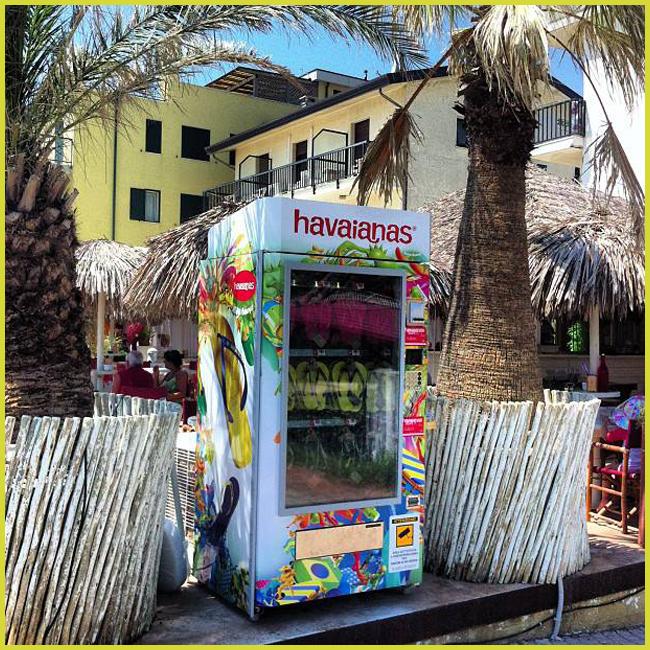 Tweedot blog magazine - distributore Havaianas Caorle Venezia