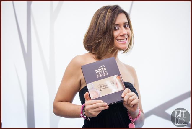 Laura Manente digital pr e blogger di Tweedot blog magazine - Nashi Argan Limited Gift Edition