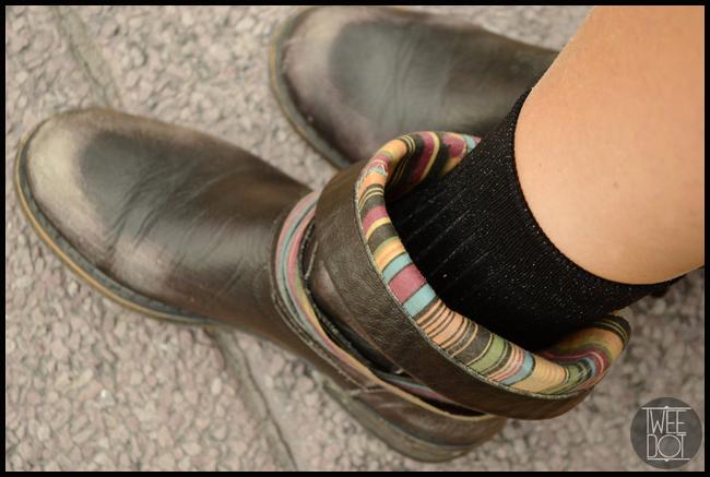 Tweedot blog magazine - Felmini boots e Alto Milano socks mfw