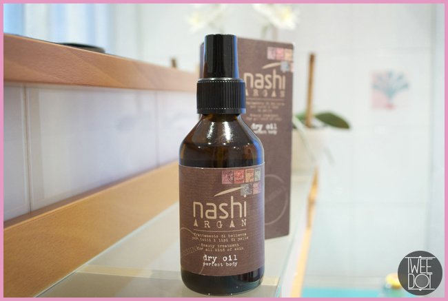 Tweedot blog magazine - Nashi Argan Dry Body Oil
