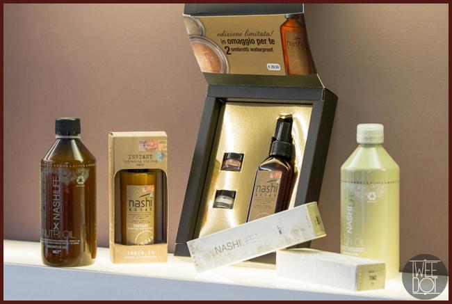 Tweedot blog magazine - Nashi Argan olio di argan e olio di lino