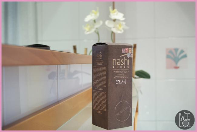 Tweedot blog magazine - Nashi Argan olio per il corpo