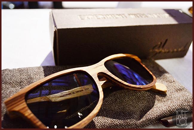 Tweedot blog magazine - Shwood occhiali da sole in legno e astuccio in tweed