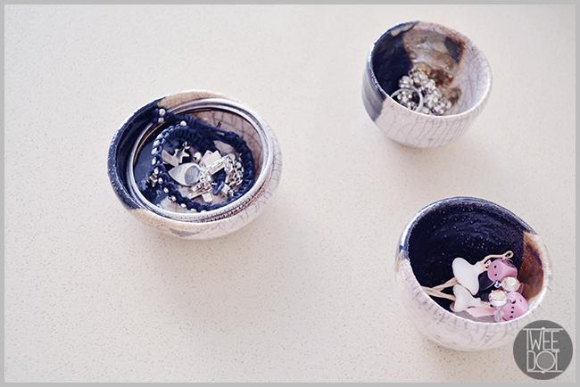 Tweedot blog magazine - ciotole minimal stile Raku Roberta Penzo design