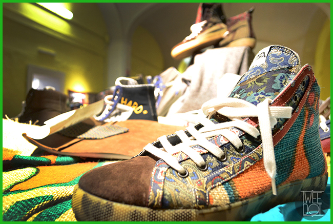 Tweedot blog magazine - sneakers eco da uomo, Springa Made in Italy