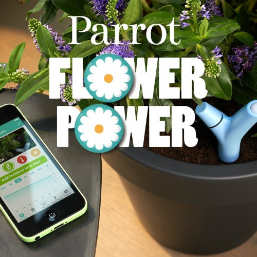 Parrot Flower Power - TWEEDOT