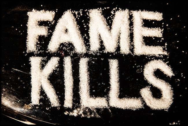 Tweedot blog magazine - Tyler Shields hollywood Los Angeles photographer - Fame Kills
