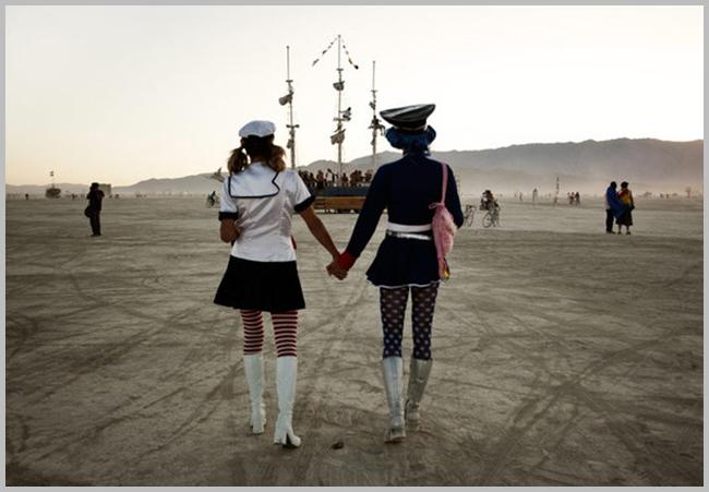 Tweedot blog magazine - festival nel deserto della west coast burning man