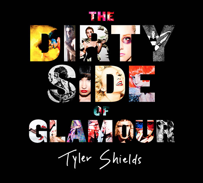 Tweedot blog magazine - libro di fotografia - giovani star di Hollywood - the dirty side of glamour Tyler Shields