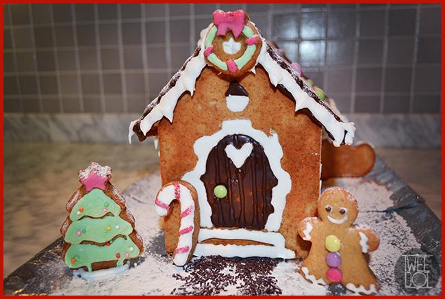 Tweedot blog magazine - Natale con la casetta pan di zenzero Gingerbread