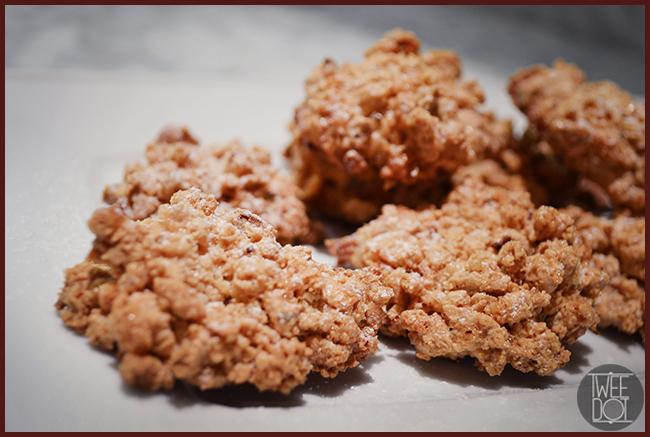 Tweedot blog magazine - brutti ma boni ricetta dei biscotti con variante veneta