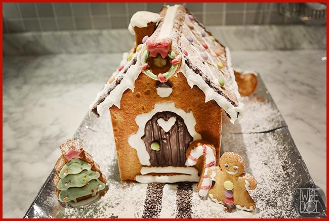 Tweedot blog magazine - casetta di pan di zenzero per Natale