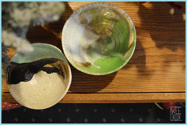 Tweedot blog magazine - oggetti in ceramica Raku dell'artista italiana Roberta Penzo