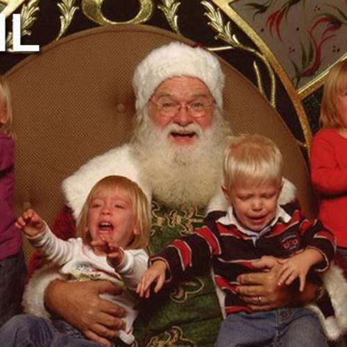 Epic Santa Fail - TWEEDOT
