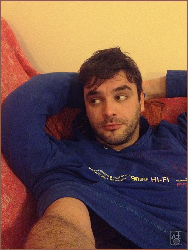 Tweedot blog magazine - Alessio Cadamuro foto selfie surreale